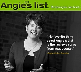Angie's List Chicago Basement Waterproofing Company