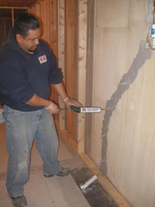 why epoxy injection foundation crack repairs often fail