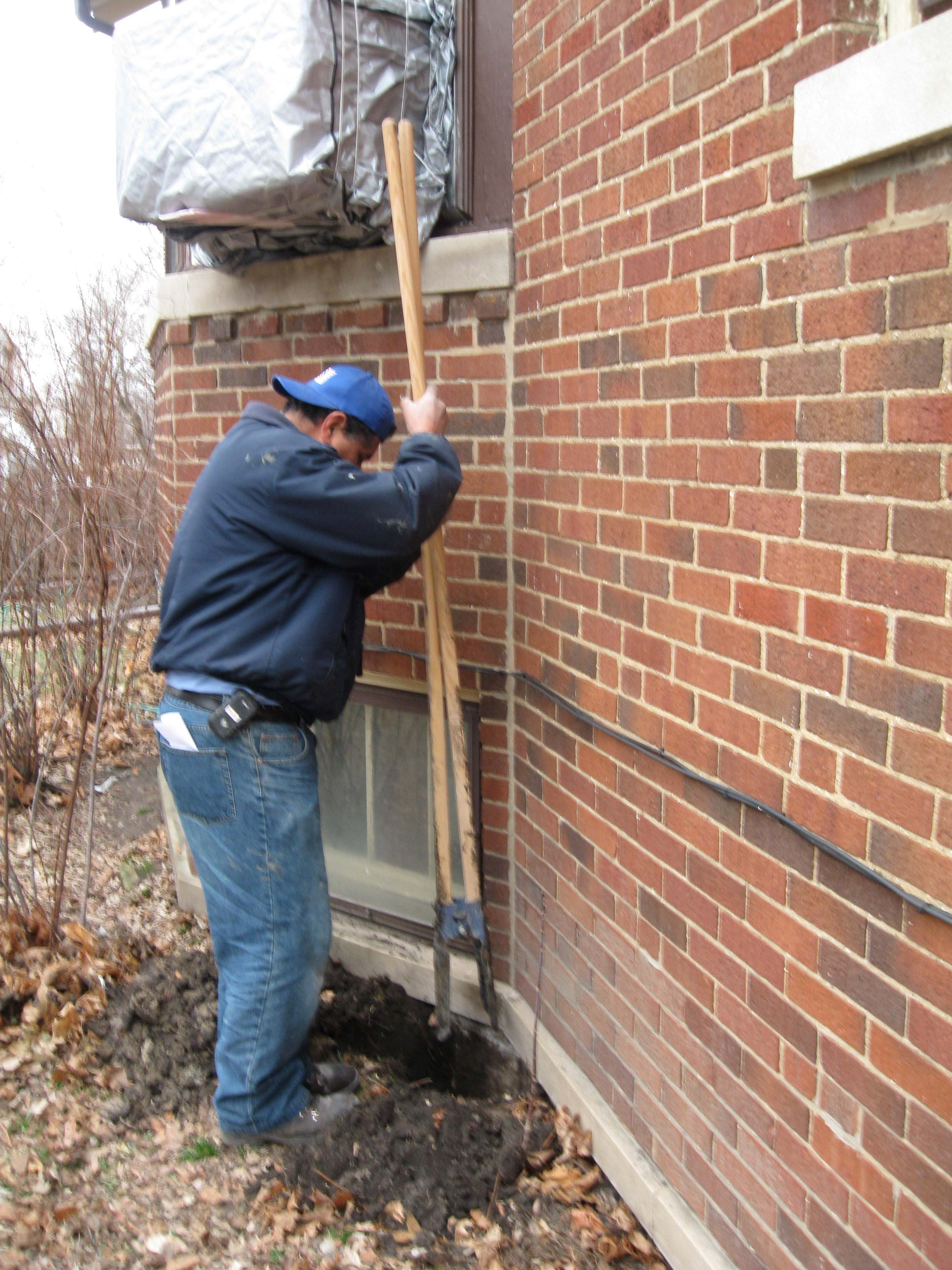 Best way repair basement wall cracks free load filelist - Best kind of foundation pict ...
