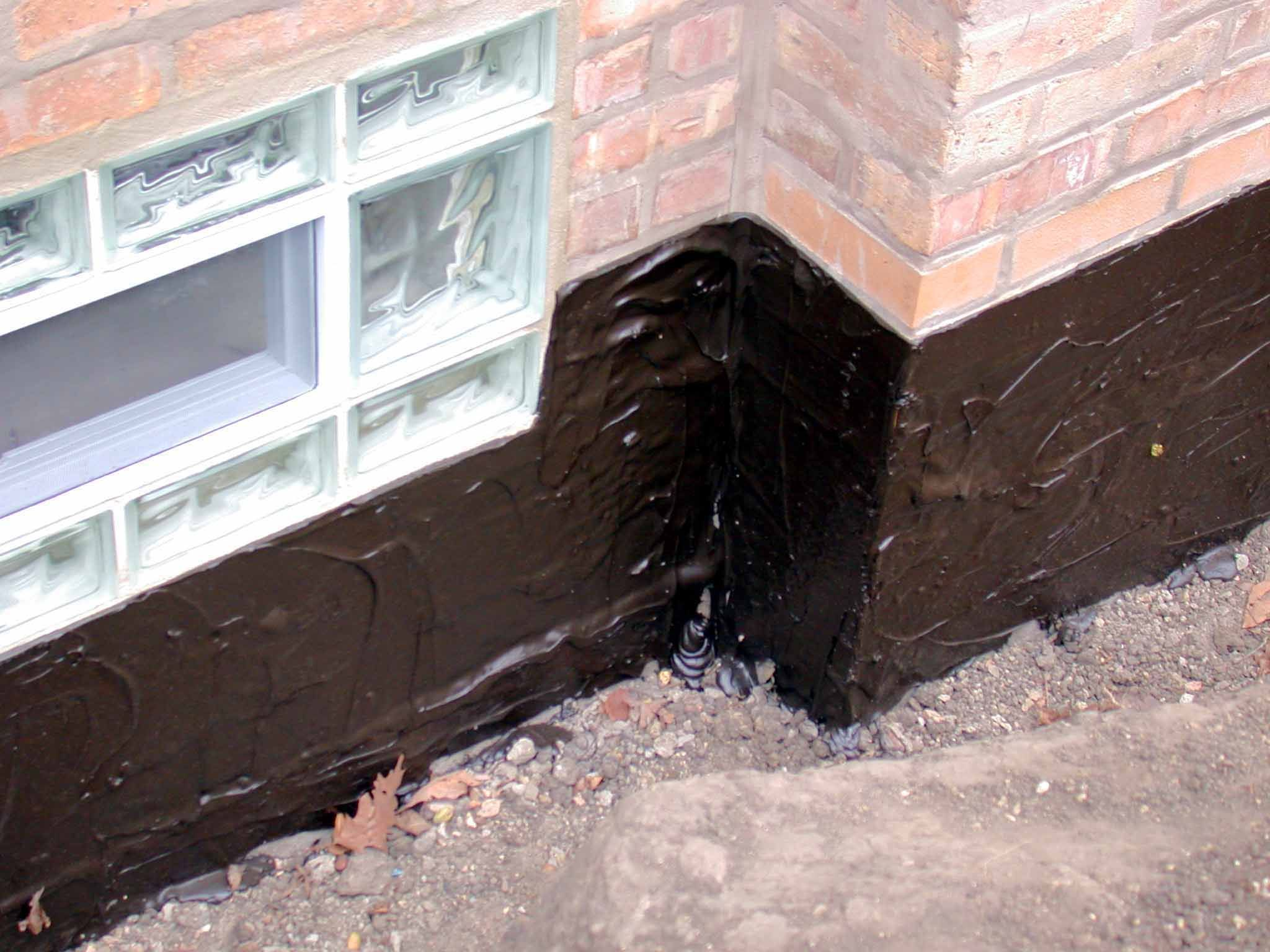 Poured Concrete Foundation Problems Fixing Seepage Problems