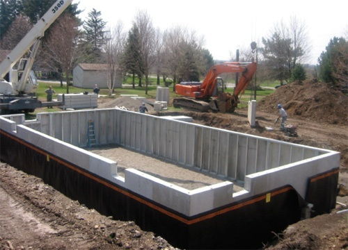 How To Waterproof A Basement With A Poured Concrete Foundation