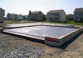 Basement waterproofing slab on grade foundations - Slab vs crawl space foundation paint ...