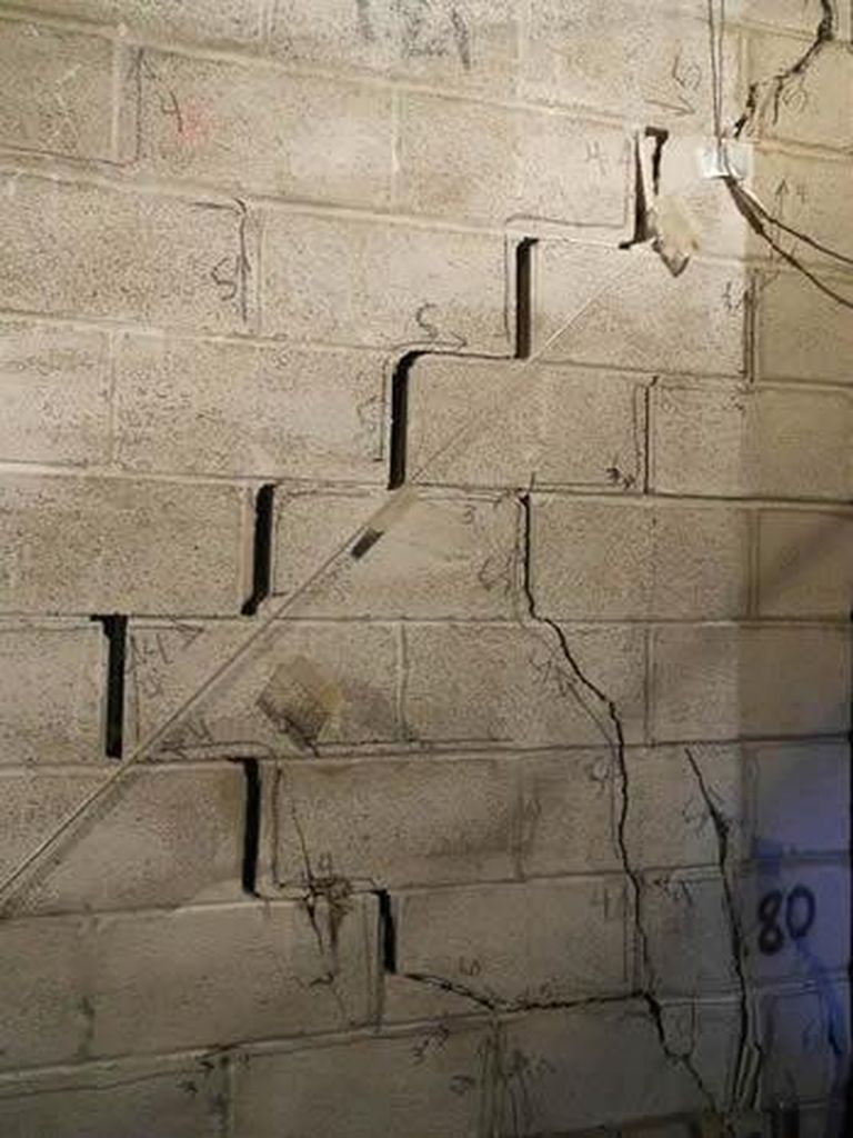 Basement Cracks Repair And Cost Estimation
