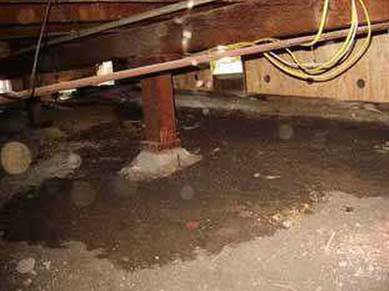 Lots Of Homes Have Crawl Spaces. They May Be Partial Ones That Share The  Homeu0027s Footprint With A Half Basement Or They May Be Full, Serving As The  Only ...