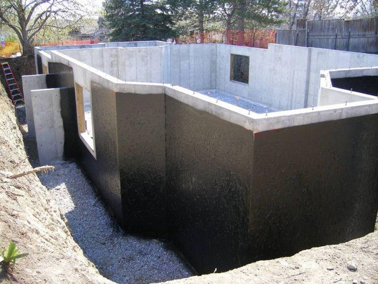 Bat Waterproofing Methods In New Home Construction