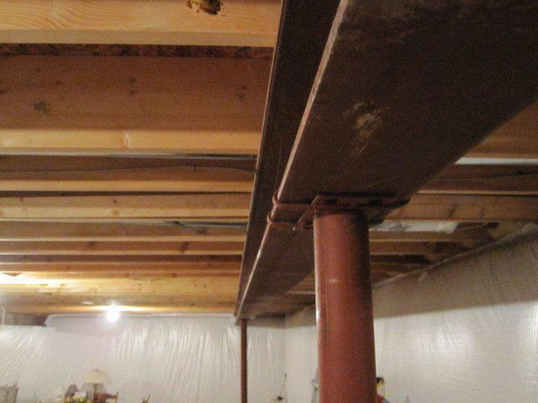 Basement Beam Replacement: How Much Does it Cost? | U S