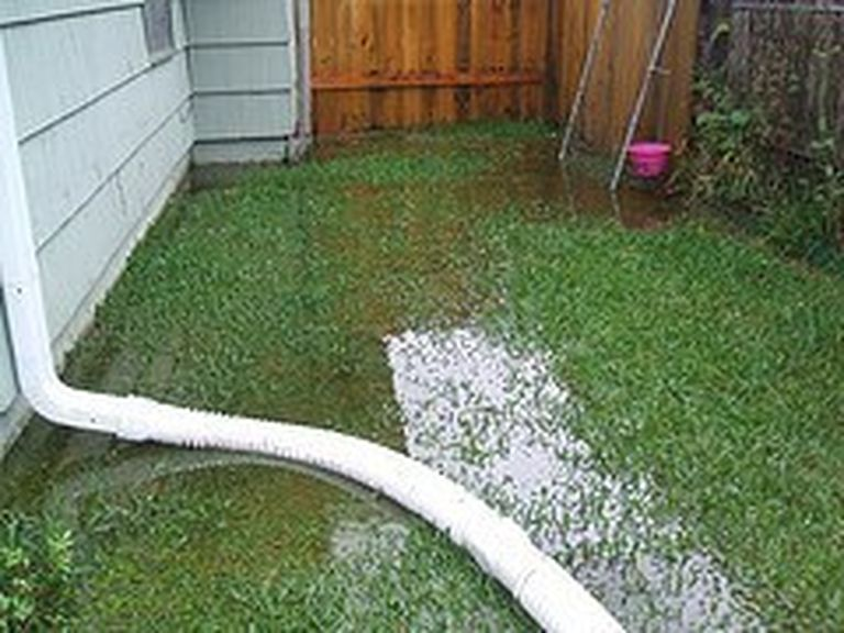 The Underlying Cause Of A Leaking Basement Is Water In The Ground